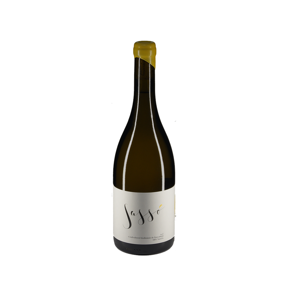 Finca Parera - Rubén Parera  - Sasso Barrel Aged - 2015 - DO Penedès