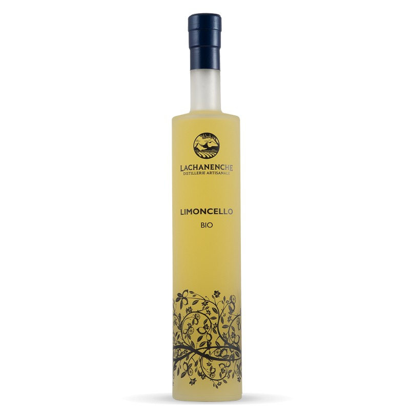 La Chanenche - Limoncello BIO -  25%vol - 50cl